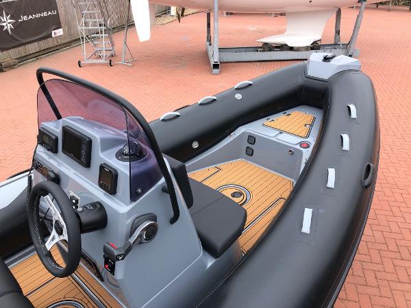 Brig Inflatables Navigator 610 HL