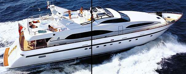 Azimut 100 Jumbo Manufacturer Provided Image