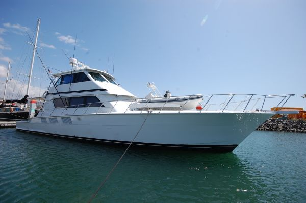 Hatteras Sportfish Enclosed  Bridge MAIN