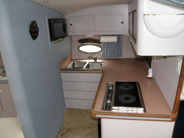stbd side galley