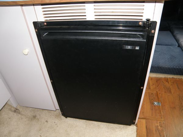 Galley refrigerator