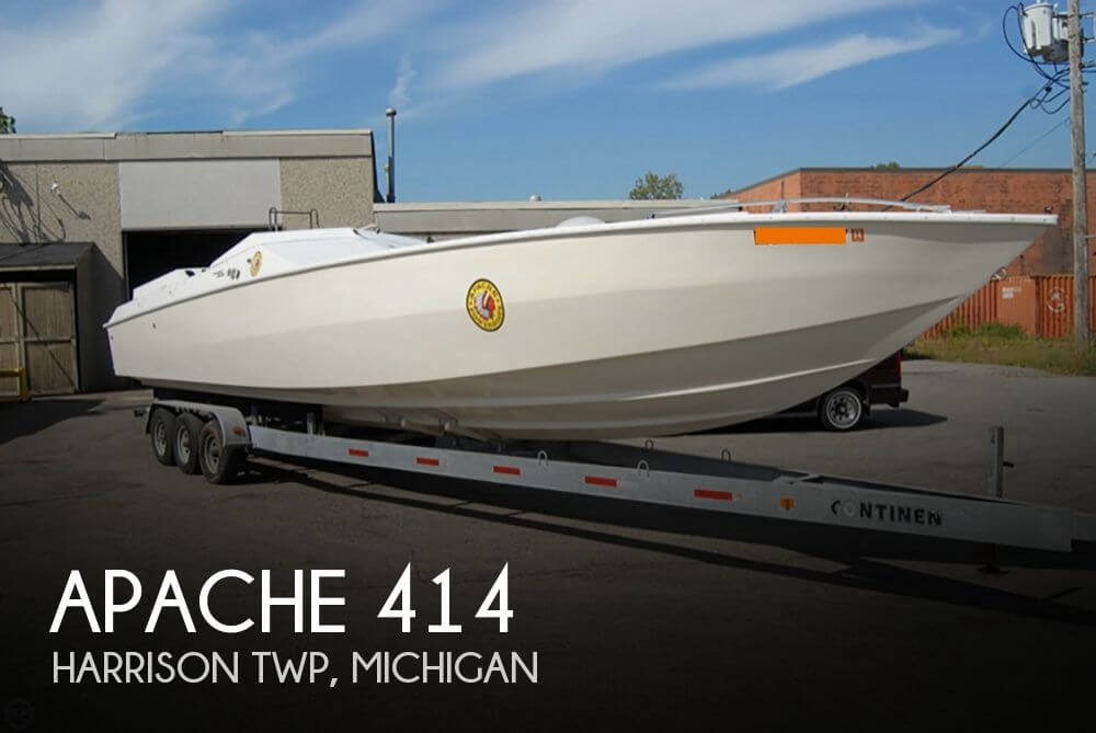 Apache 414 1989 Apache 414 for sale in Harrison Twp, MI