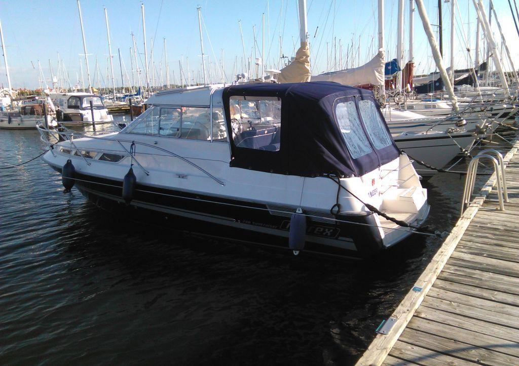 Marex 290 Ht Sun Cruiser