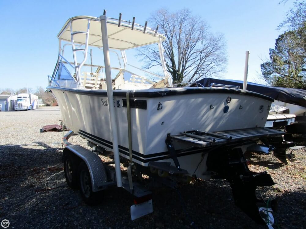 SeaCraft Sceptre 23 1978 SeaCraft Sceptre 23 for sale in Newport News, VA