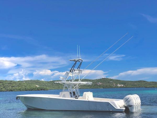 SeaVee 390Z SEAKEEPER Seas Vee 390z 2019