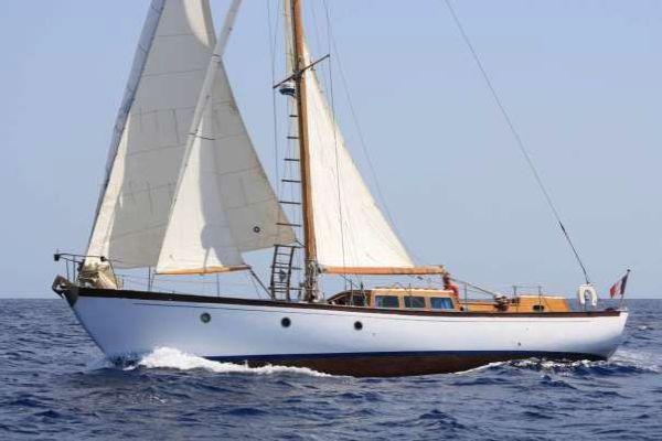Veronese Bermudan Cutter rigged Motor Sailer