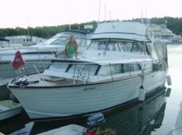 Trojan Sea Skiff 28