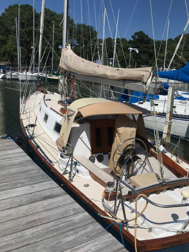 Soverel Yachts 38 1968 Soverel 38