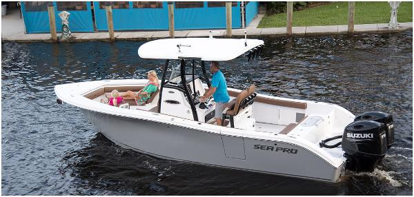 Sea Pro 259 DLX CC