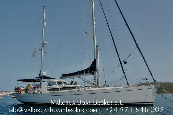 North Wind 58 Ketch ONE OFF - NO OYSTER North Wind 58 Ketch ONE OFF - NO OYSTER (2002) in Spain