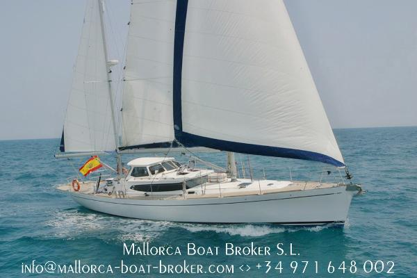 North Wind 58 Ketch ONE OFF - NO OYSTER North Wind 58 Ketch ONE OFF - NO OYSTER (2002) in Spanien