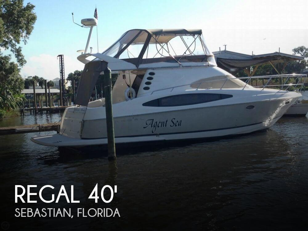 Regal 3880 Commodore Flybridge 2006 Regal 3880 Commodore Flybridge for sale in Sebastian, FL