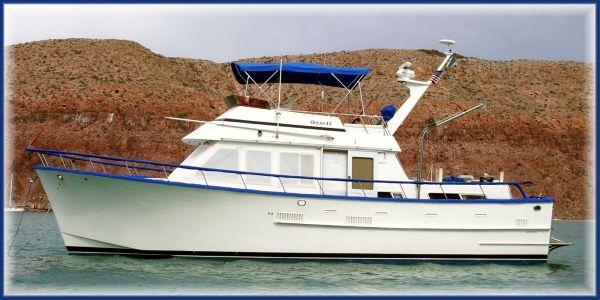 Ocean Alexander Ocean Ocean Alexander Ocean 43 Trawler