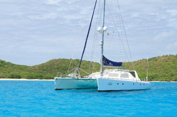 Voyage Yachts 580 Photo 1