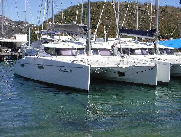 Fountaine Pajot MAHE  EVO