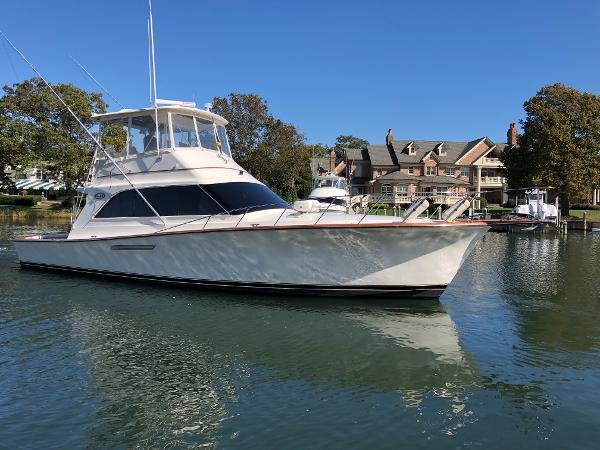 Ocean Yachts 48SS
