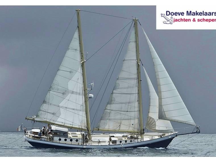 Oceangoing sailing Schooner 22.50