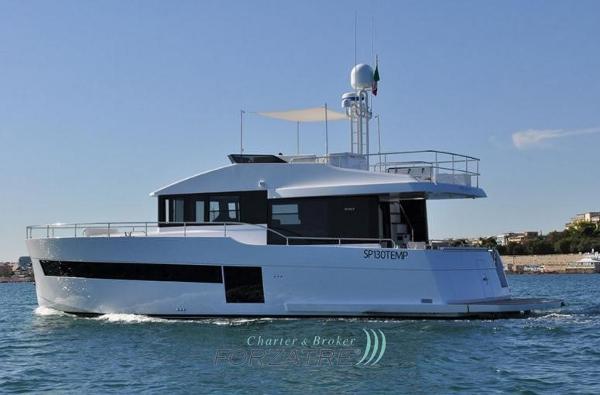 Sundeck Yachts Sundeck 550 esterno
