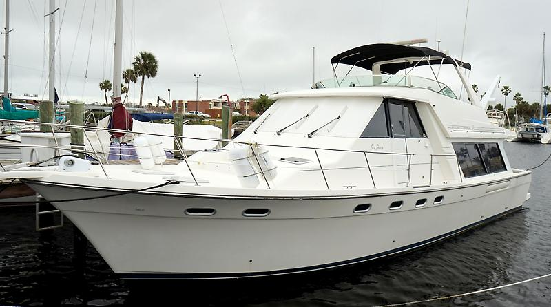 Bayliner 4788 Pilothouse SEA SHARP 1999 Bayliner 4788 Pilothouse (2).JPG