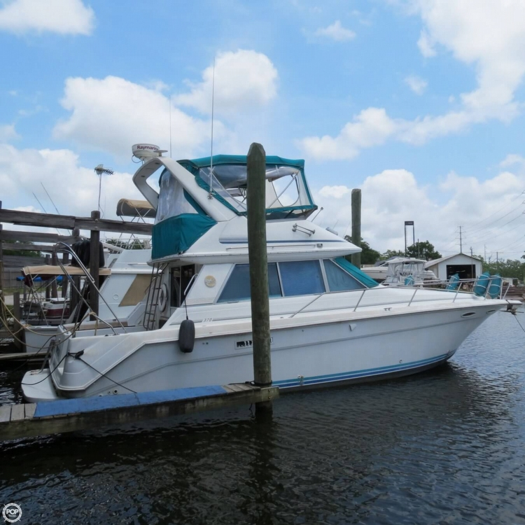 Sea Ray 370 Sedan Bridge 1992 Sea Ray 370 Sedan Bridge for sale in Lake Charles, LA