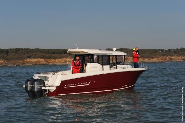 Jeanneau Merry Fisher 855 Marlin Offsho
