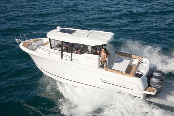 Jeanneau NC Sport 895 (Merry Fisher Marlin)