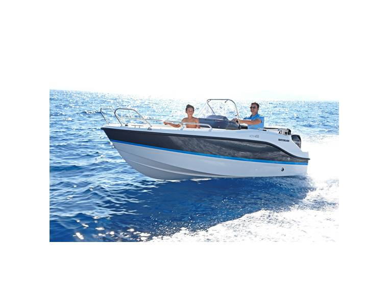 Quicksilver Quicksilver Activ 455 Open