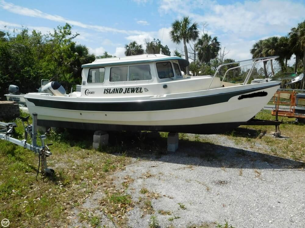 C-Dory 22 2000 C-Dory 22 for sale in Grant, FL