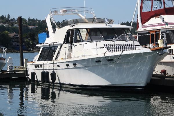 Bayliner 4588 Motoryacht Rain Dancer