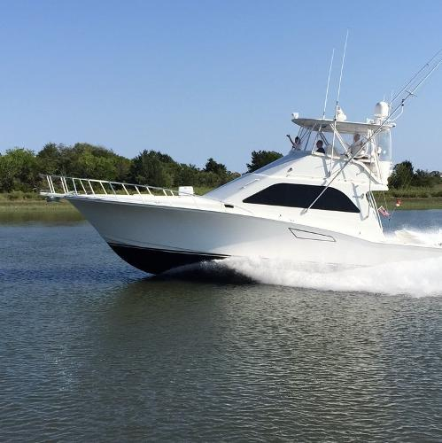 Cabo 47 Flybridge Sportfish Convertible