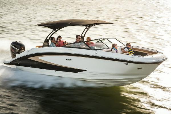 Sea Ray 270 Sundeck Outboard Manufacturer Provided Image