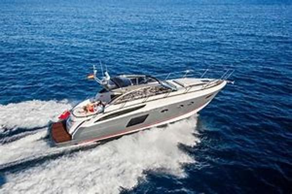 Princess V48 Open