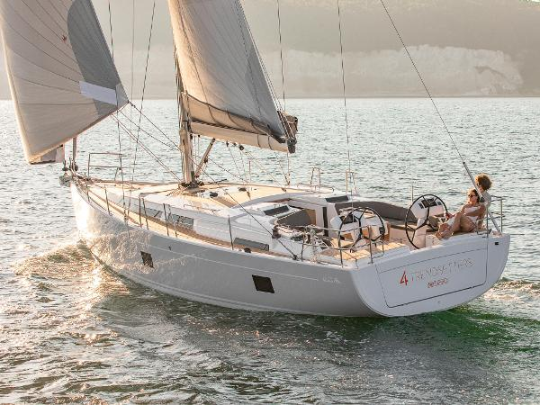 Hanse 458 #209 Avail Nov 2021