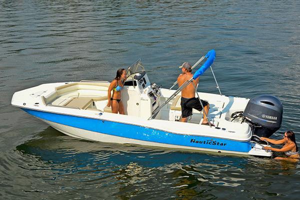 NauticStar 211 Angler Manufacturer Provided Image