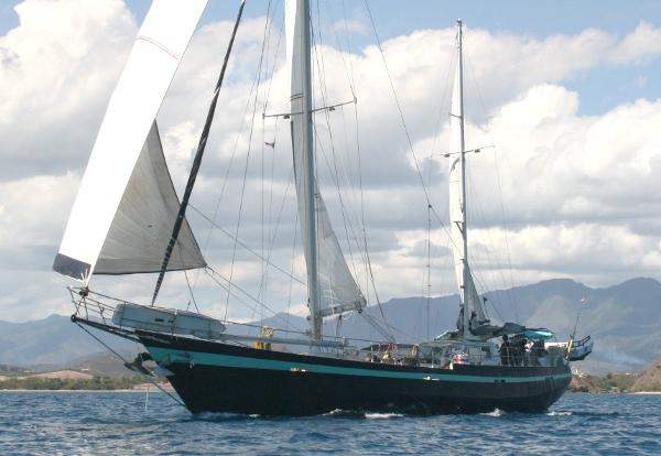 Admirality Bay Yachts Ketch
