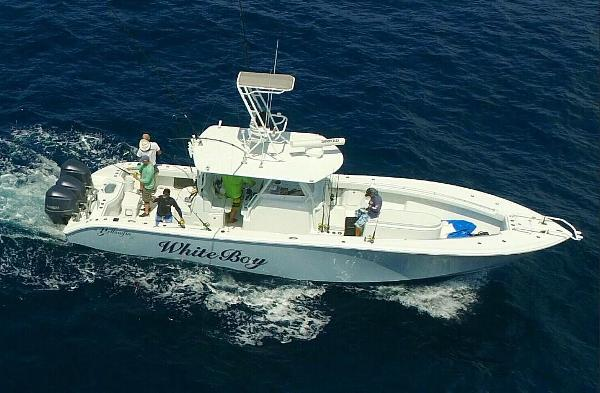 Yellowfin 39 Open