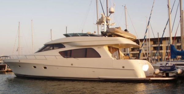Mckinna Motoryacht Photo 1