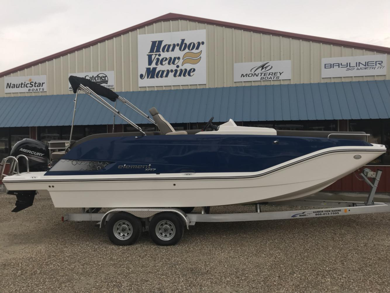 Bayliner Element ELXR7