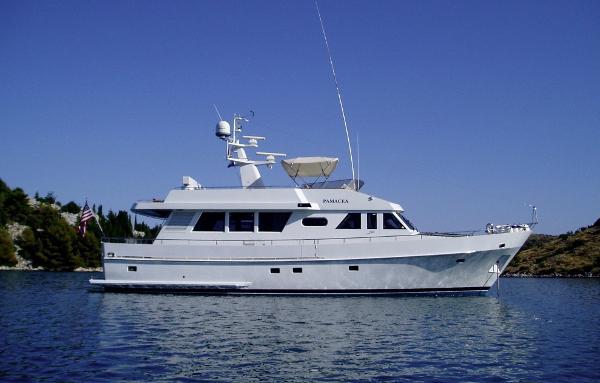 "Moonen Flush Deck Motoryacht 65' Moonen ""PAMACEA"""