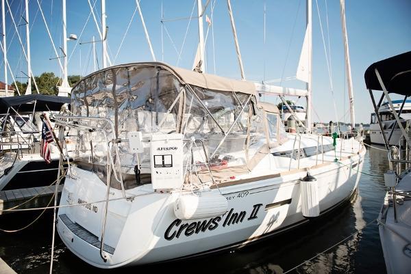 Jeanneau Sun Odyssey 409 Jeanneau 409