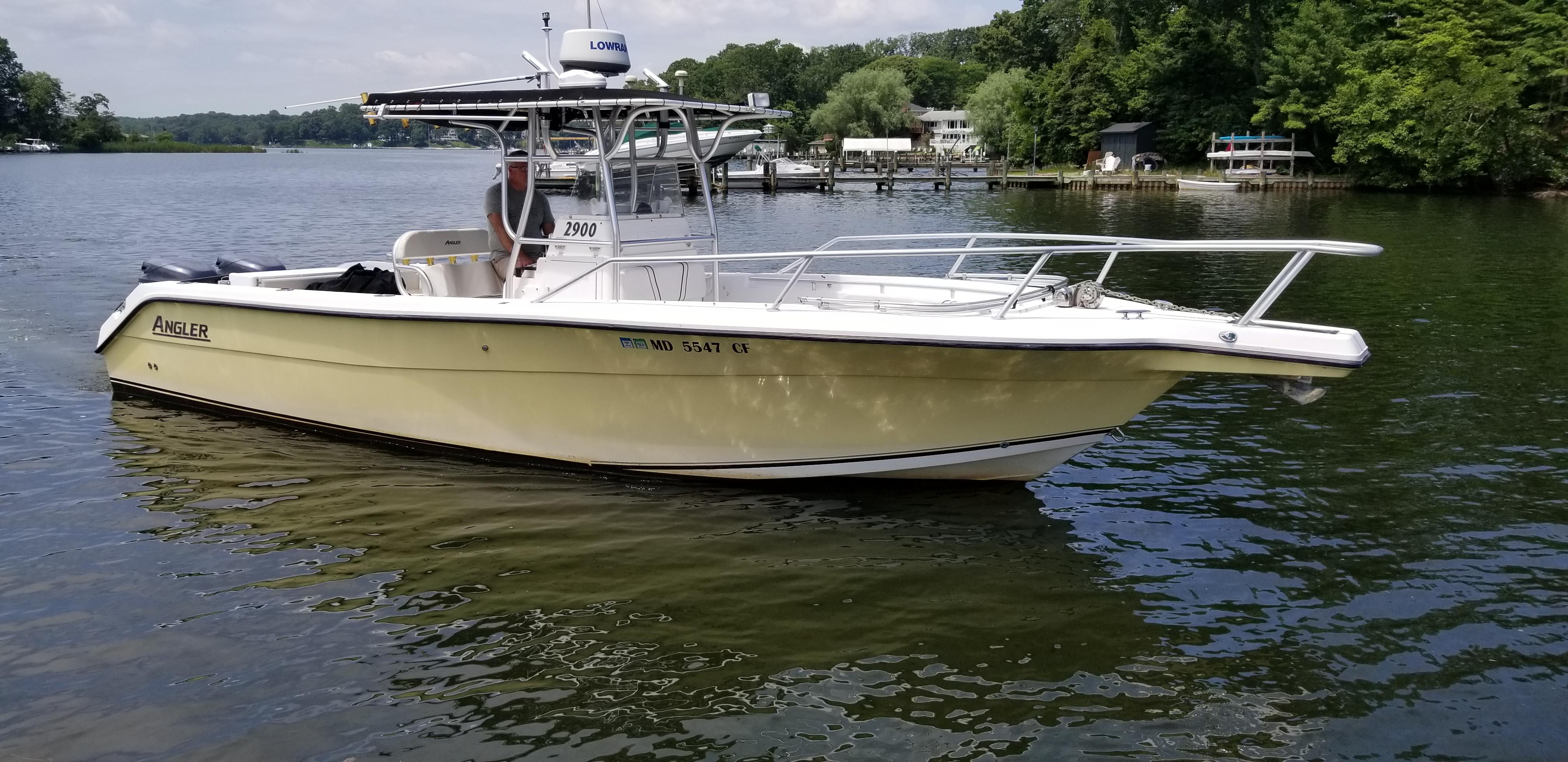 Angler 2900CC