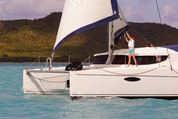 Fountaine Pajot MAHE 36 Owner Fountaine Pajot Mahe 36 Maestro owners version
