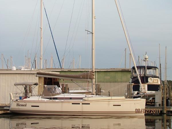 Jeanneau America Sun Odyssey 409 Blessed At Rest