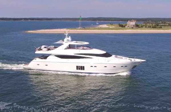 Princess 95 Motor Yacht Livernano