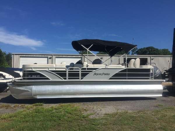 Aqua Patio 250 WB. Save This Boat