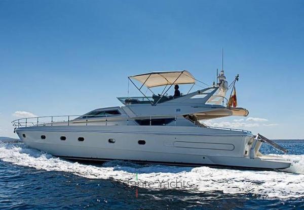 Ferretti Yachts 175 Fly Ferretti 175 Fly in navigazione