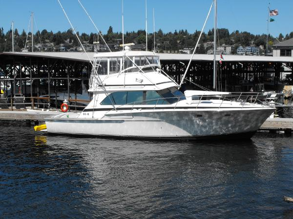 Bertram Sport Fisherman 46' Bertram