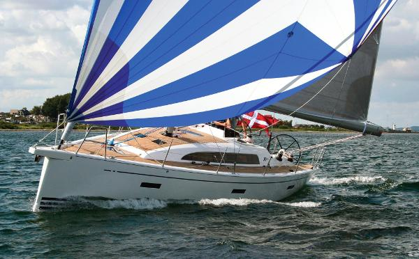 X - Yachts Xp 38 Manufacturer Provided Image: X-Yachts Xp 38