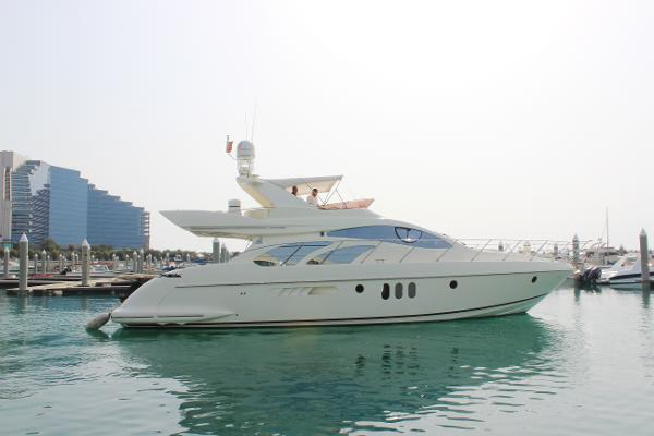 Azimut 55 Motor Yacht