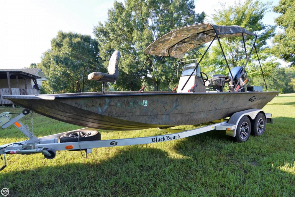 G3 Bay 20 DLX Camo 2014 G3 Bay 20 DXL Camo for sale in Emory, TX
